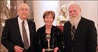 Frank Grisham, Connie Vinita Dowell, and John Lynch from Vanderbilt