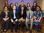 Career Enhancement Program fellows 2013