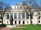 Thompson Library at Ohio State