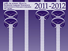 ARL Health Sciences Library Statistics 2011-2012 cover