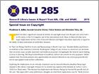 RLI 285