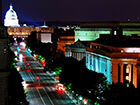 us-capitol-penn-ave-at-night