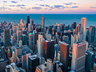 Photo of Chicago from Willis Tower Skydeck by Pedro Lastra
