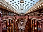 Leeds Library interior