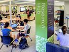 UNC Hub @ Davis Library