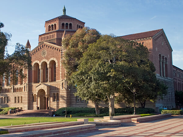 Powell Library, UCLA