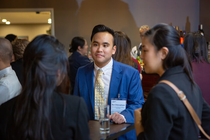 Ben Chiewphasa, ARL Diversity Scholar, at 2019 ARL Leadership Symposium