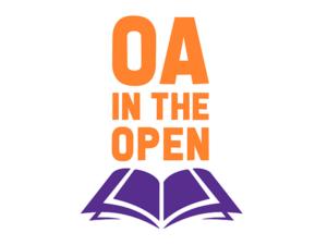OA in the Open logo