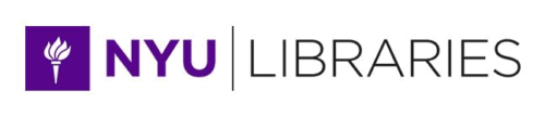 NYU Libraries logo