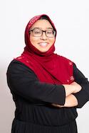 Lydia Abedeen Headshot