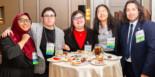 Lydia Abedeen, Izchel Quintero, Marilu Duque, Ivanna Moreno, and Erik Valenzuela