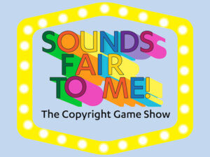 Sounds Fair to Me Copyright Game Show logo