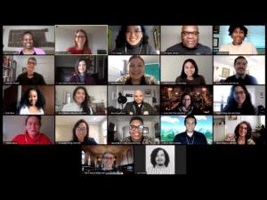 screenshot of ARL Leadership Symposium 2021
