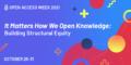 ARL Libraries Celebrate Open Access Week 2021
